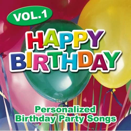 Sarah: Happy Birthday Party Song For Sarah By Lunchbox