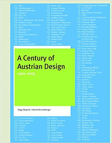 Century of Austrian Design: 1900-2005