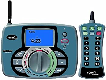 Orbit Remote Control Twelve-Station Sprinkler System Timer