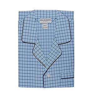 Bill Baileys Sleepwear Men's Broadcloth Woven Pajama Set
