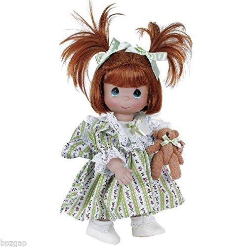 The Doll Maker Forever Friends Baby Doll, Auburn, 12