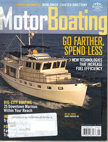 (Motorboating Magazine, September 2010 (Vol 203, No 8))
