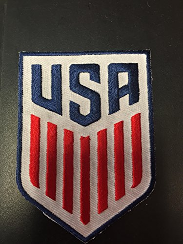 iron on soccer patches - 1