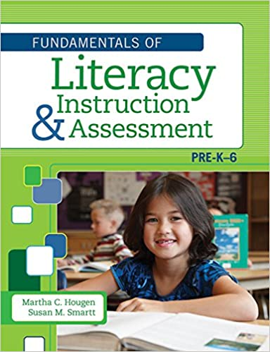 Amazon The Fundamentals Of Literacy Instruction And Assessment