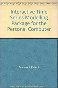 Interactive Time Series Modelling Package for the Personal