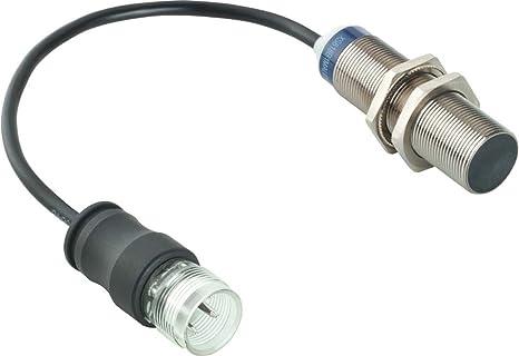 Telemecanique psn - det 30 04 - Detector inductivo cilíndrico diámetro 18mm pnp contacto abierto cable