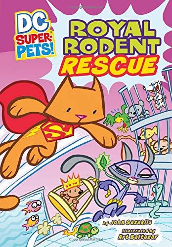 Royal Rodent Rescue DC Super Pets