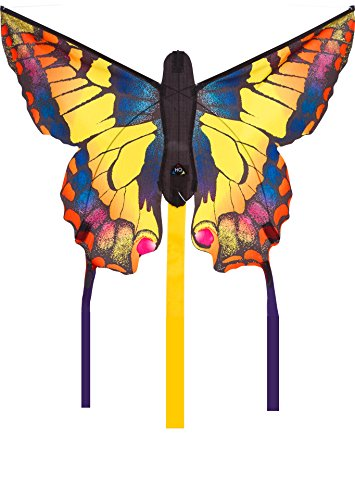 HQ Butterfly Kite 51'' Swallowtail Single Line Kite by HQ Kites and Designs