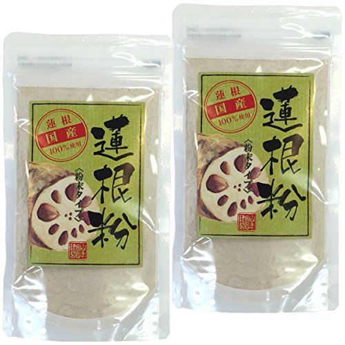 Japanese Tea Shop Yamaneen Powder Of A Lotus Root 100G x 2packs