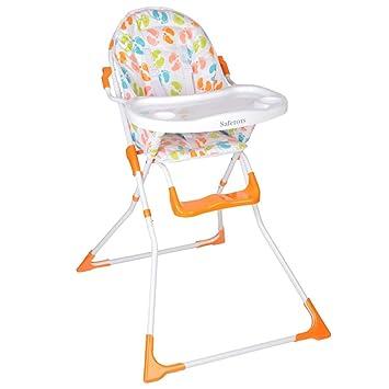 Safetots Chaise Pieds bébé Compact pliable hautelumineux bfY7gy6