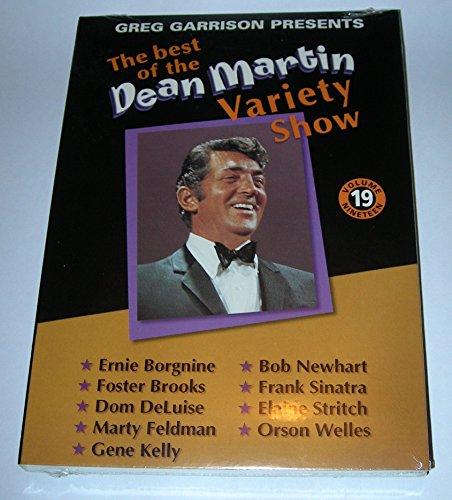 Greg Garrison Presents: The Best of the Dean Martin Variety Show [Volume 19]