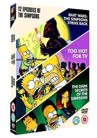 Simpsons Triple Pack [Reino Unido] [DVD]: Amazon.es: Simpsons ...