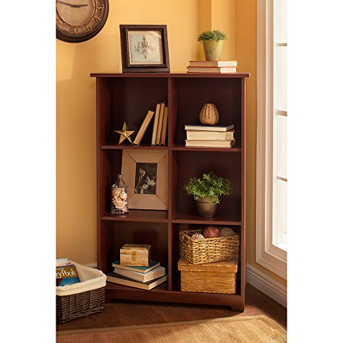 Bush Furniture 4 Shelf Bookcase - 4