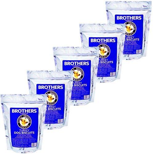 Brothers Complete Turkey Biscuit Treats - 16 oz