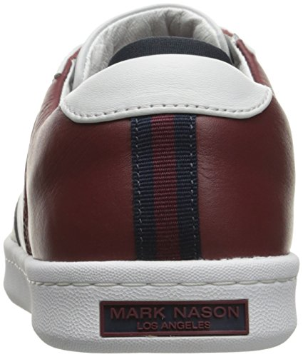 Mark Nason Los Angeles Heren Kruispunt Oxford Wit / Navy / Rood