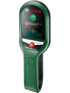 Bosch Detector digital UniversalDetect (4 pilas AAA, cartón, profundidad maximima Deteccion…