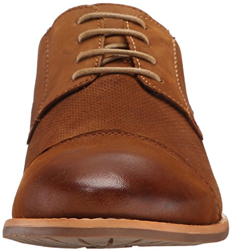 Steve Madden Mens Catalyst Oxford Tan oI1AP0x