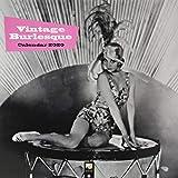Vintage Burlesque Wall Calendar 2020