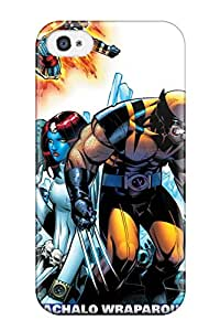Hot 1171468K82001206 Special JeremyRussellVargas Skin Case Cover For Iphone 4/4s, Popular X-men Phone Case