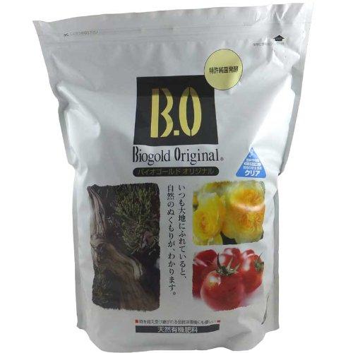 Biogold Organic Bonsai Fertiliser (5kg Bulk Pack) Got-Bonsai? - Feeds
