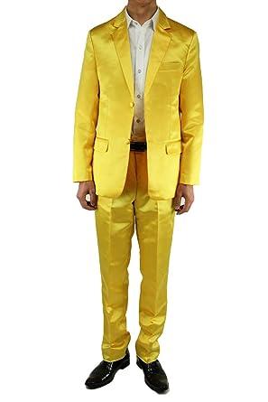 a43d0deb4833f Amazon.co.jp: スーツ カラースーツ ドレススーツ 2ボタン 忘年会 新年 ...