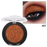 #9: Oksale® 20 Colors Eyeshadow Powder Diamond Makeup Pearl Metallic Eyeshadow Palette