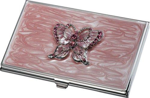 Rosa Tarjeta Fuerte Productos Visita Titular La Color De De Cristales Rosa Rosa De Color Mariposa Visol De Con Charlotte 887Ra