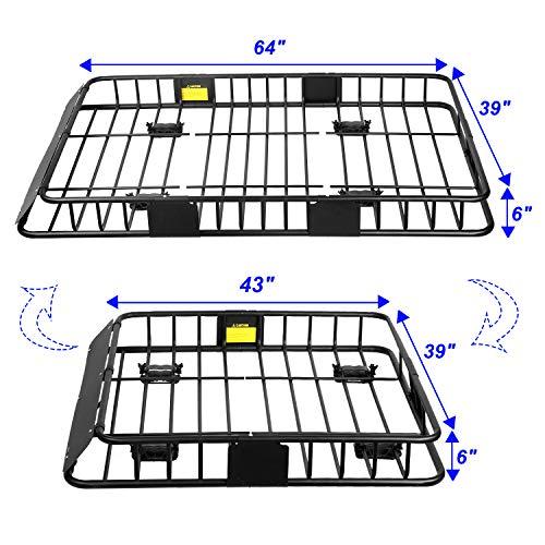 x cargo roof rack - 9