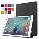 iPad Pro 9.7 Case - Vangoog Smart Case Cover with Trifold Stand for Apple iPad Pro 9.7 Inch 2016 Release Tablet (Built-in magnet for sleep / wake feature)