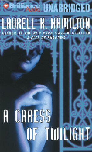 A Caress of Twilight (Meredith Gentry Series)