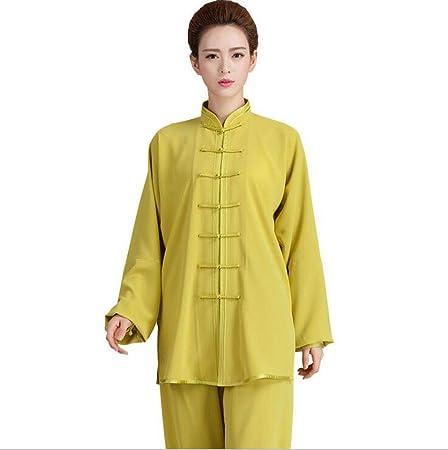 Traje Tang, ropa de Tai Chi Traje de meditación Modelos ...
