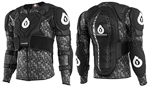 SixSixOne Evo Pressure Suit (Black, XX-Large)