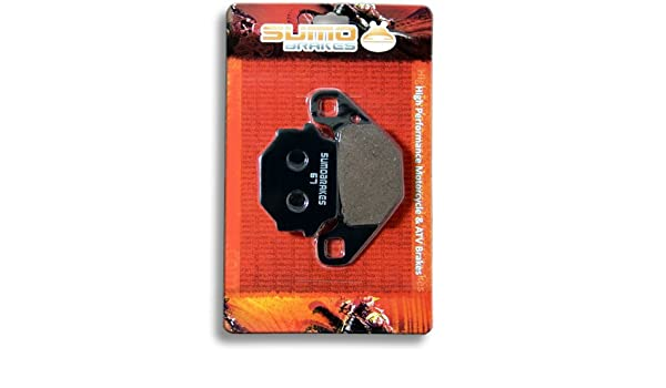 Amazon.com: Sumo - Suzuki Front Brake Pads GN 125 GN 125 HS ...
