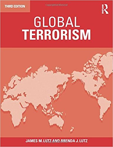 Global Terrorism by James Lutz (2013-03-20)