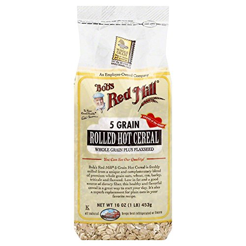 Cereal 5 Grain (Bobs Red Mill Cereal 5 Grain Rolled)
