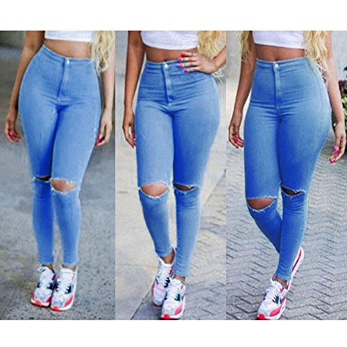 jeans a trou femme blanc jean femme grande taille a trou bleu pantalon en jeans a trou femme slim e. Black Bedroom Furniture Sets. Home Design Ideas