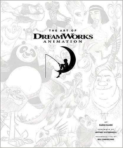 Art Of Dreamworks Animation: Celebrating 20 Years Of Art por Ramin Zahed