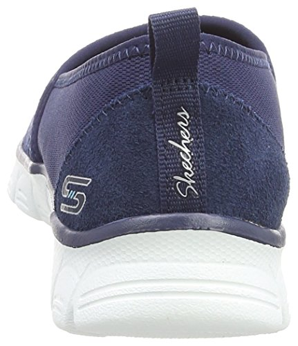 Skechers Active Ez Flex 3.0-quick Escapade Da Donna Slip On Navy