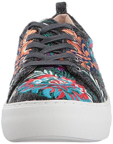 J Slides Jslides Womens Aprie Fashion Sneaker, Grigio, 7,5 Us / Us Size Conversione M Us Grey
