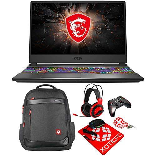 "MSI GP65 Leopard 10SEK-048 Extreme Pro (i7-10750H, 32GB RAM, 1TB NVMe SSD, RTX 2060 6GB, 15.6"" Full HD 144Hz 3ms, Windows 10) Gaming Laptop"