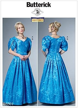 /Cartamodello per Costume da Donna Taglie 6/ /14 Multicolore Butterick Patterns Butterick Pattern 6399/