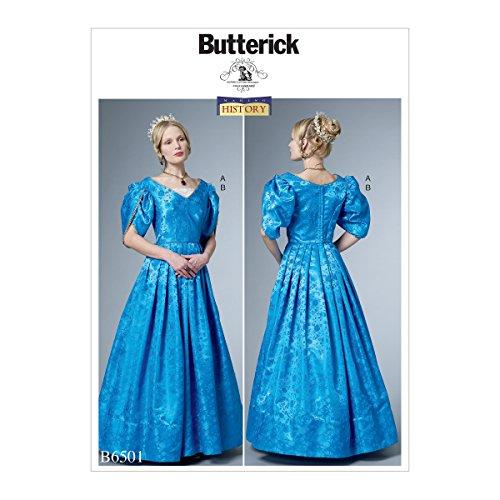 Butterwick B6501A50 Women