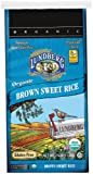 Lundberg Family Farms Organic Brown Sweet Rice, 25-Pound