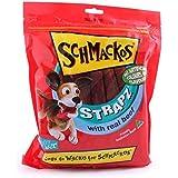 Schmackos - Beef Strapz - Dog Treats