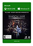 Middle-Earth: Shadow of War: Silver Edition - Xbox One [Digital Code]