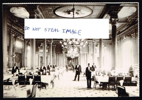 - Grand Dining Room Of The Palmer House Hotel On State Street In The Late 1880's Chicago Postcard