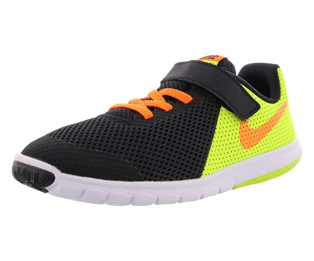 fbc8bc7363558 Nike Boys Flex Experience 5 (PSV) Running Shoes (2 Little Kid M ...