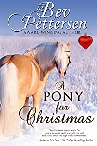 A Pony For Christmas by Bev Pettersen ebook deal