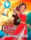 Disney Elena of Avalor: Coloring Book