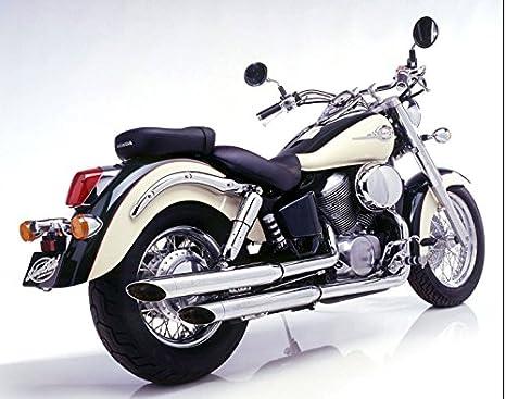 Deflettore Aria Silvertail Ko2 Shadow 750 97 2f02 Honda Vt 750 C2